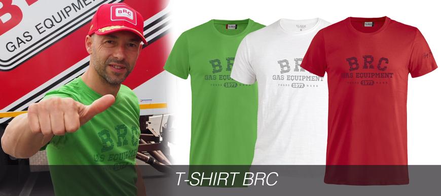 T-shirt BRC Promotion
